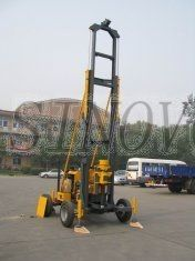 China Drilling Capacity 600m Max Torque 3.5knm Core Drilling Tools Higher Rotational Speed supplier
